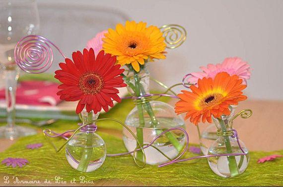 Centre De Table Soliflore Centre De Table Idee Deco Table