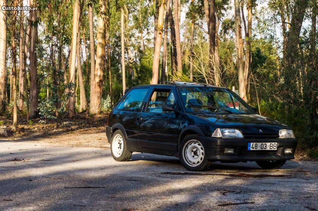 Citroën AX 1.4 GT Fase 2 Setembro/92 - à venda - Ligeiros Passageiros, Coimbra - CustoJusto.pt