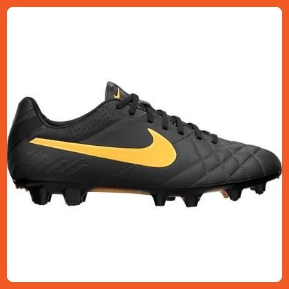 uk availability 0bc68 e203a Nike Tiempo Legend IV - Dark Charcoal/Laser Oran - Athletic ...