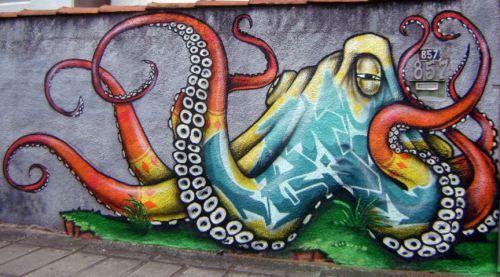 Sao Paolo Graffiti