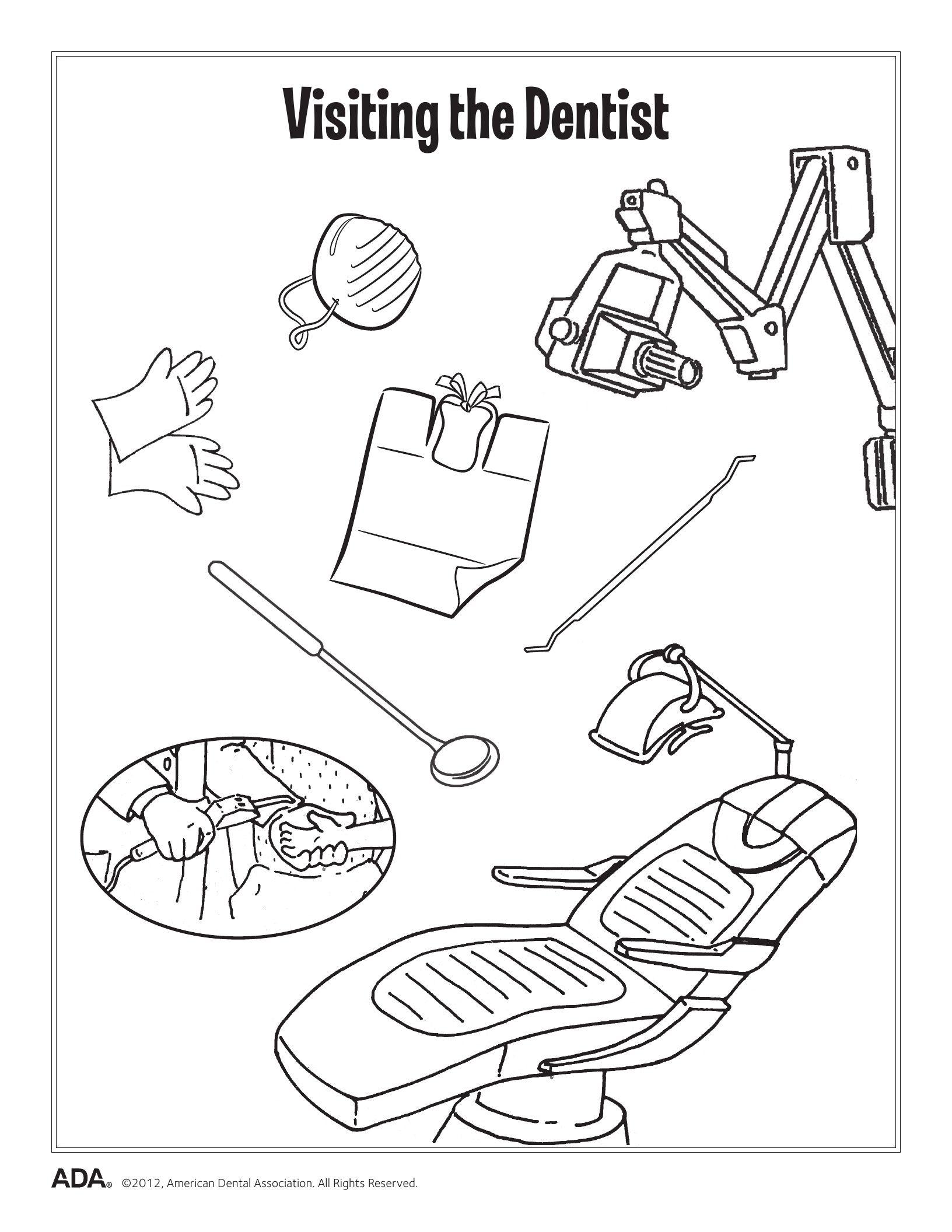 Worksheets Dental Worksheets 11 dental health activities puzzle fun printable hygiene printable