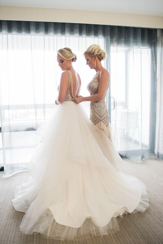 Hayley Paige Wedding Dress Dori Starfish Studios
