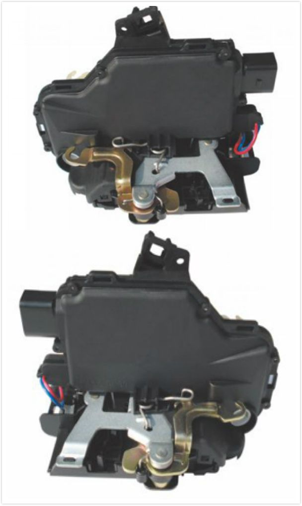 2 Pieces For Vw Passat B5 Golf Jetta Mk4 Beetle Door Lock Actuator Front Driver Side 3b1 837 015 A 3bd 837 015 A Free Shipping Vw Passat Door Locks Beetle