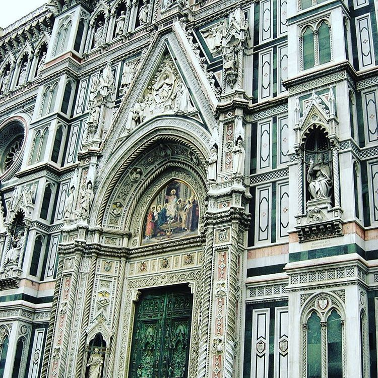 Dreamy surface of Santa Maria Del Fiore di Firenze. Time, Space & Magic by Kaeko Nakagawa - Time, Space & Magic (Blog)