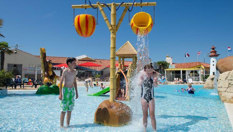 Delightful St Hilaire De Riez, Sol A Gogo, Campsite, North Vendee, Swimming Pool