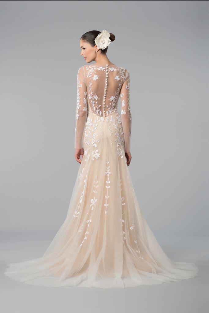 Vestidos de novia carolina herrera 2015