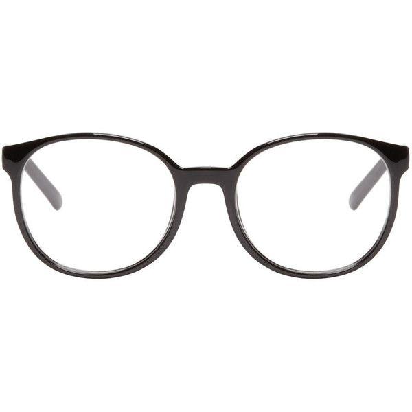 round eyeglasses - Black Chlo QtWzBx4p