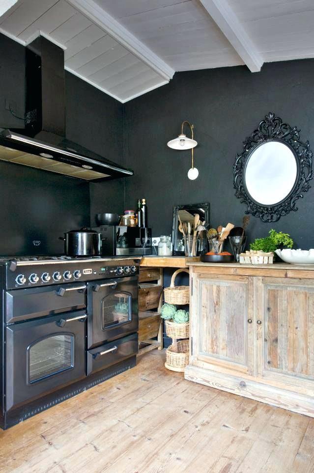 20 pianos de cuisson qu 39 on voudrait dans notre cuisine - Refaire sa cuisine rustique en moderne ...
