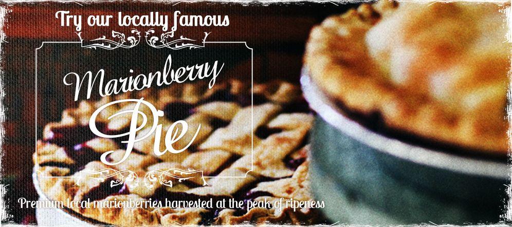 Willamette Valley Pie Company Salem Marionberrypie Pies Frozenfruit Pie Company Food Resources Pie
