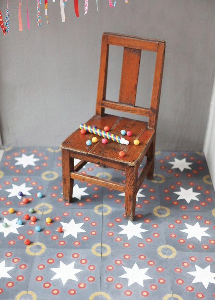 Tendance carreaux ciment carreaux ciment chez petit pan Salle de - petit carreau salle de bain