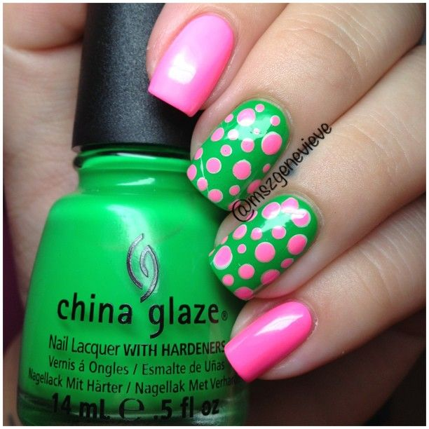 Instagram photo by mszgenevieve #nail #nails #nailart | Uñas ...