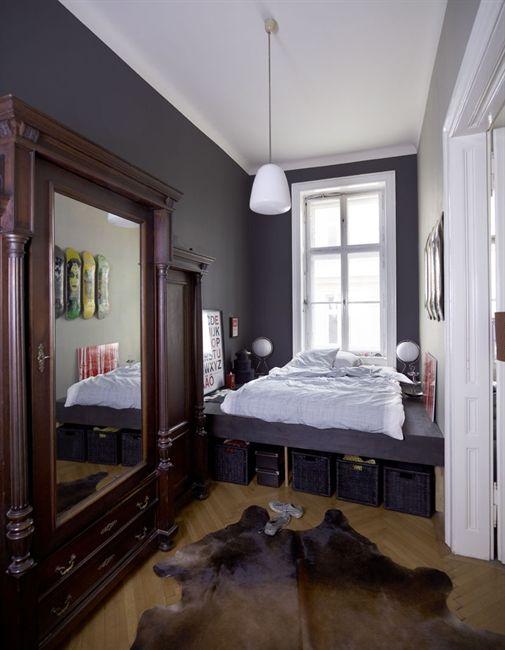 Retro moderne en Autriche | Idée chambre, Chambre parentale ...