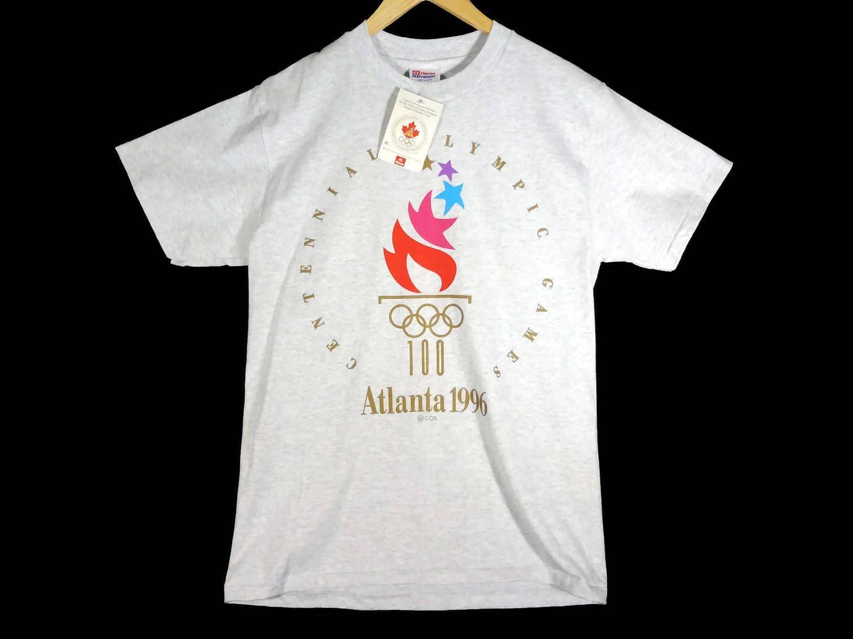 Vintage Atlanta 1996 Olympic tshirt