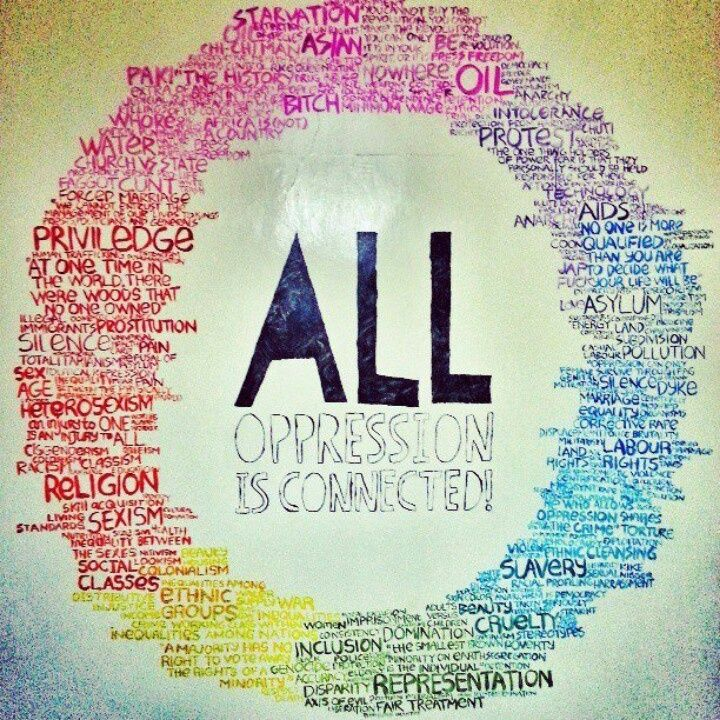 intersectionality quotes   Intersectionality   Social Justice ...