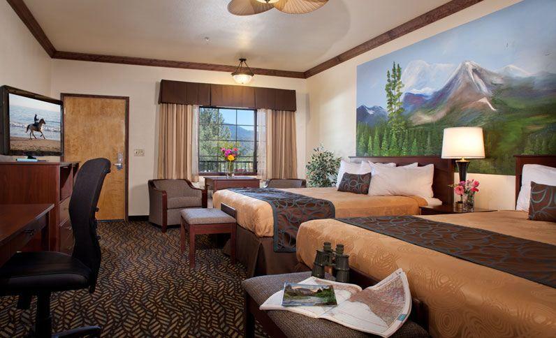 Two King Room Best Western Plus Yosemite Gateway Inn Best Western Home Decor Hotel