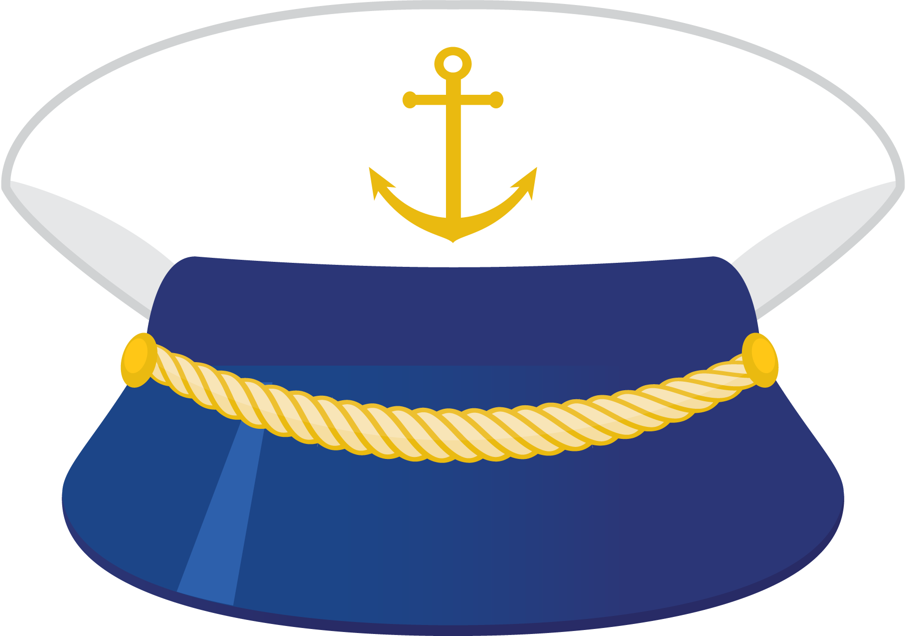 Captains Hat Nautical Clipart Sailor Theme Nautical Classroom