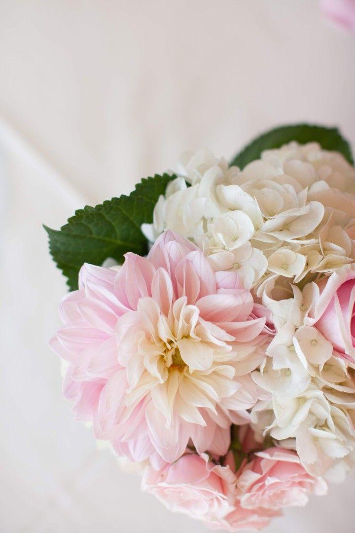California Wedding: Sweet Pink Military Wedding - MODwedding