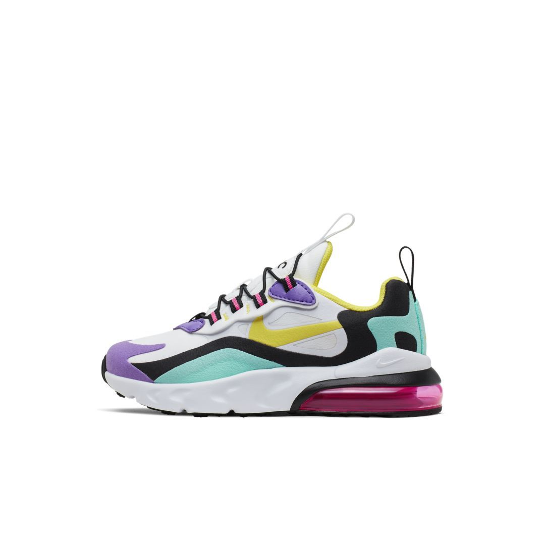 Little 270 RT Max in Kids' Nike ShoeWhiteProducts Air pMUVSqz