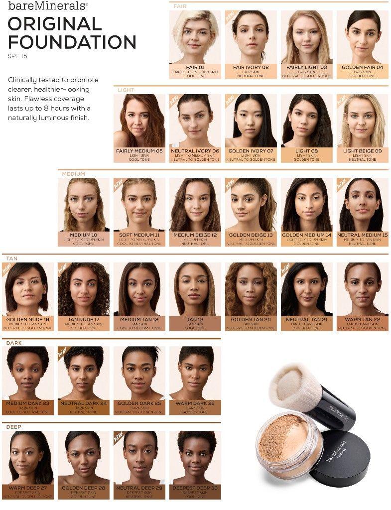 Pin by Ericka Williams on Makeup Loose powder foundation