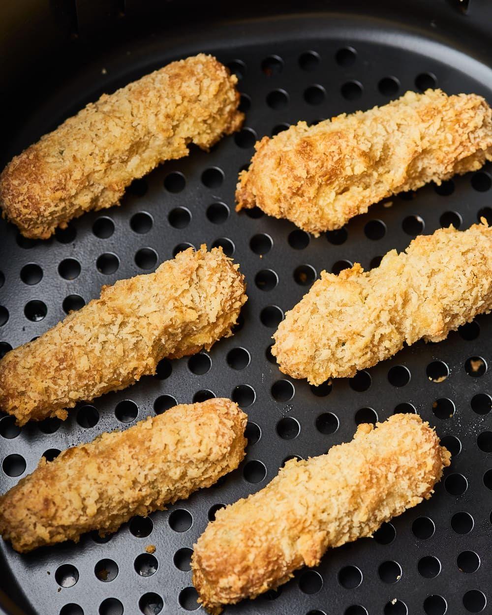 Air fryer mozzarella sticks recipe mozzarella sticks