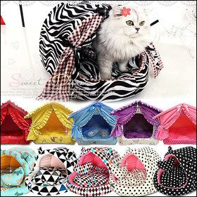 Gmarket - Pet houses / cushion / printed / for dog / cat / micro...