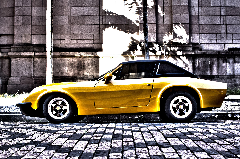 Super Puma GT 1977. #Cars #Sport #Vintage #HDR