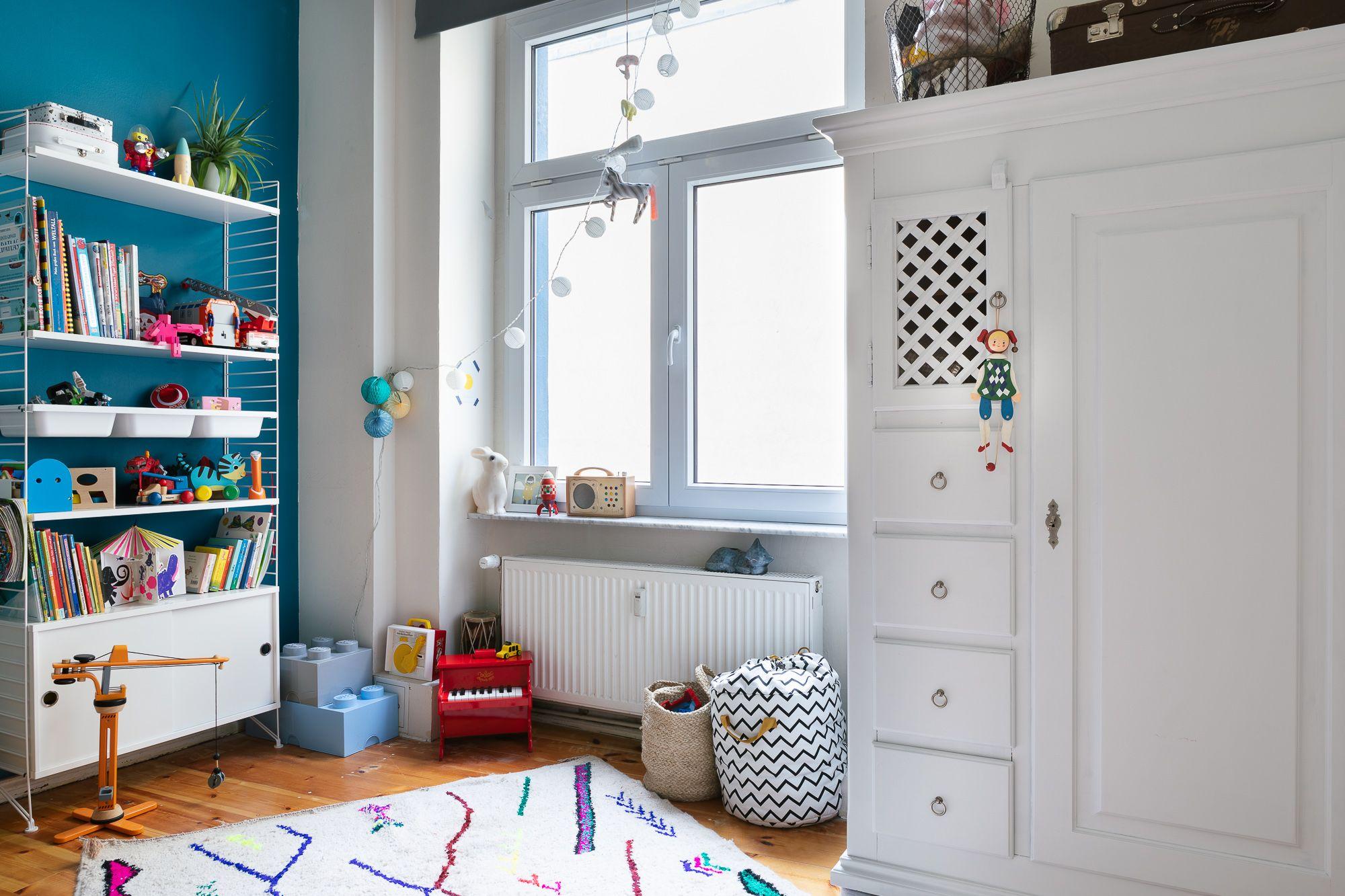Ein (kleines) Zimmer für zwei Kinder Zimmer für zwei