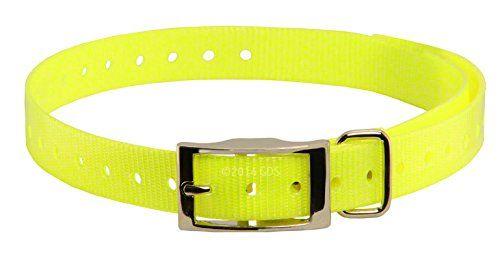 Sparky PetCo 3/4' Replacement Dog Collars for Garmin Delta, SportDOG, Petsafe and Bark Limiter Devices - Neon Yellow ** Continue to the product at the image link. (This is an affiliate link) #DogTrainingAids