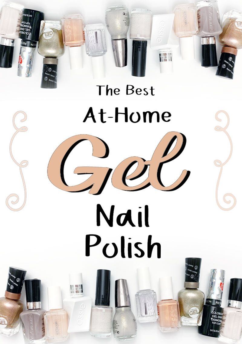 The Best At-Home No-Lamp Gel Nail Polish – Lexis Rose