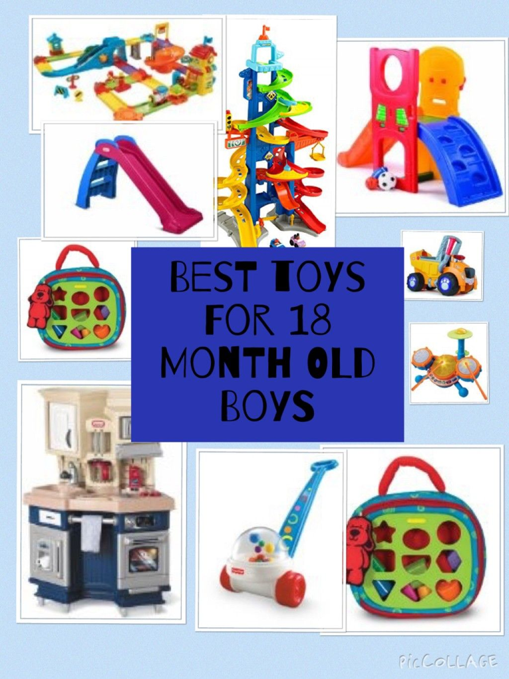 Best Toys For 18 Month Old Boy Baby Stuff Pinterest Buy Toys