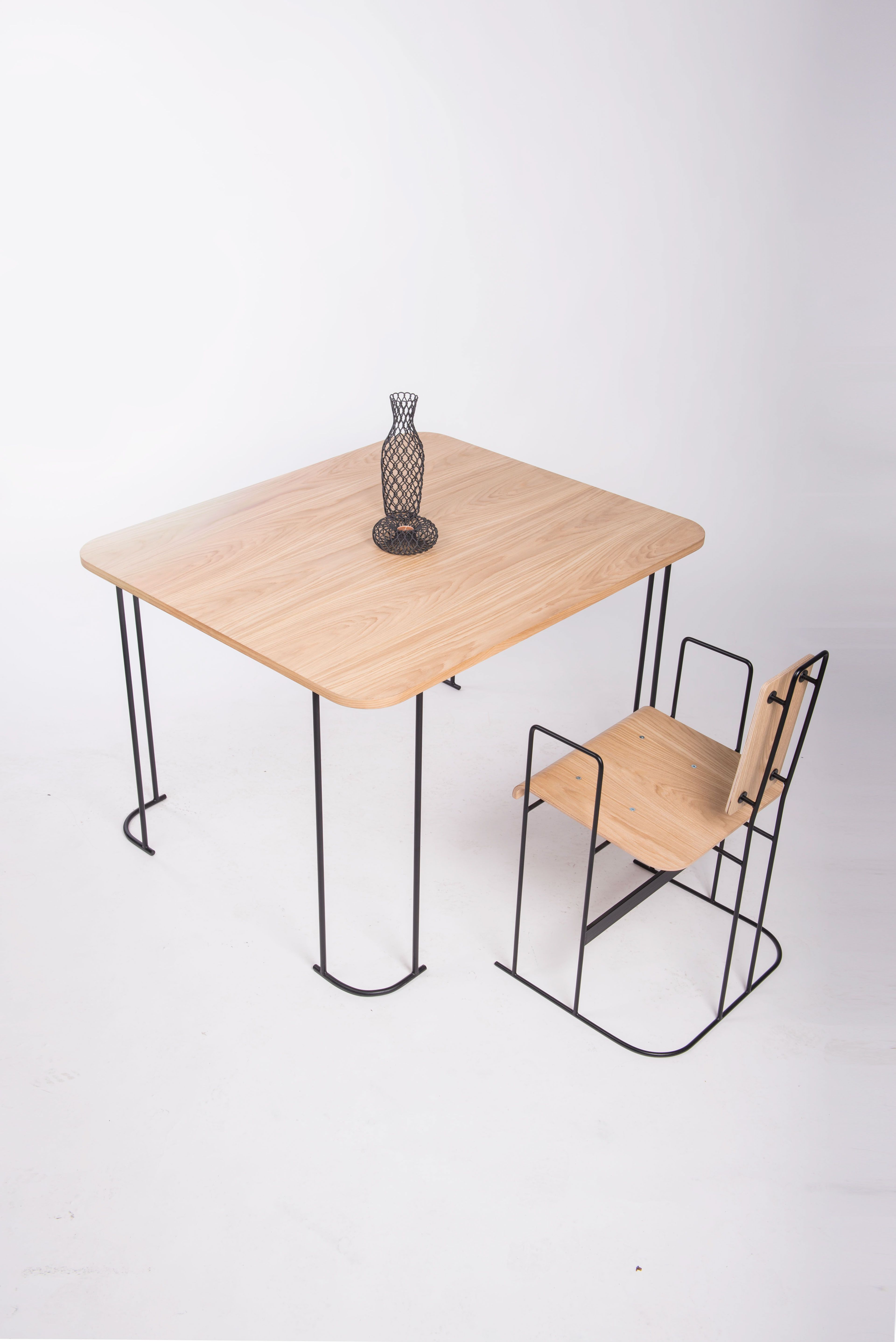 Furniture designer is influenced by Japan and Scandinavia • F U R N I T U R E • D E S I G N • Pinterest