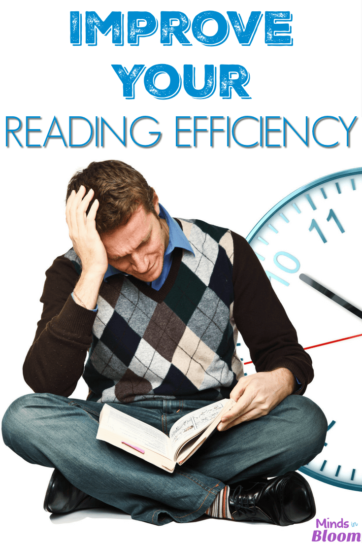 Have you taken a speed reading class? Rachel shares her experience at a speed reading workshop, and she shares one of the methods she learned in it that will be helpful to students when they take state standardized tests in reading. Learn about the speed reading technique in this post!