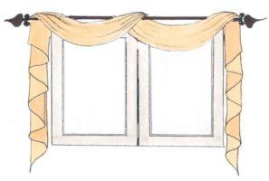 Freihanddrapierung für schöne Effekte | Haus | Pinterest