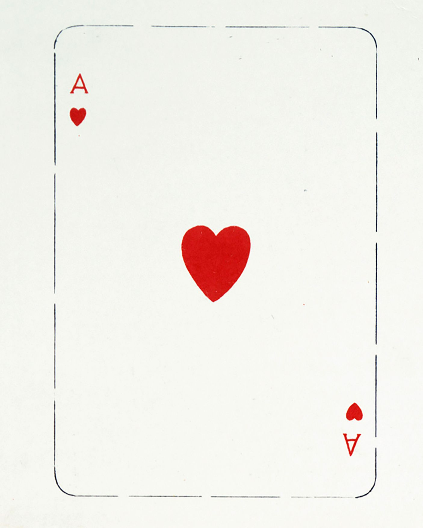 Vintage Ace of Hearts Image   Heart images, Graphics fairy and Graphics