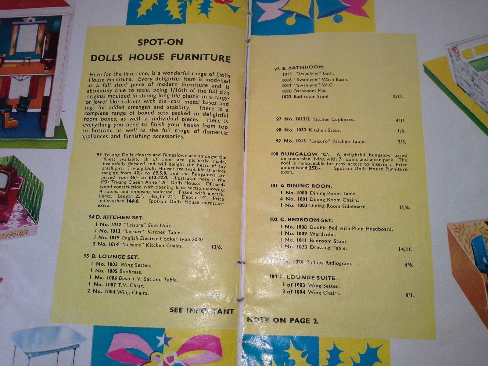 Tri Ang Toys 1961 Christmas Catalogue Scalextric Spot On Large Toys Dolls Ebay Christmas Catalogs Dolls Plastic Molds