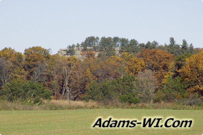 Prestoncliffs Preston Cliffs Is Located In Adams County Wisconsin