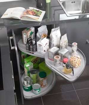 Aménagement intérieur meuble de cuisine | Angles, Rangement et Meubles