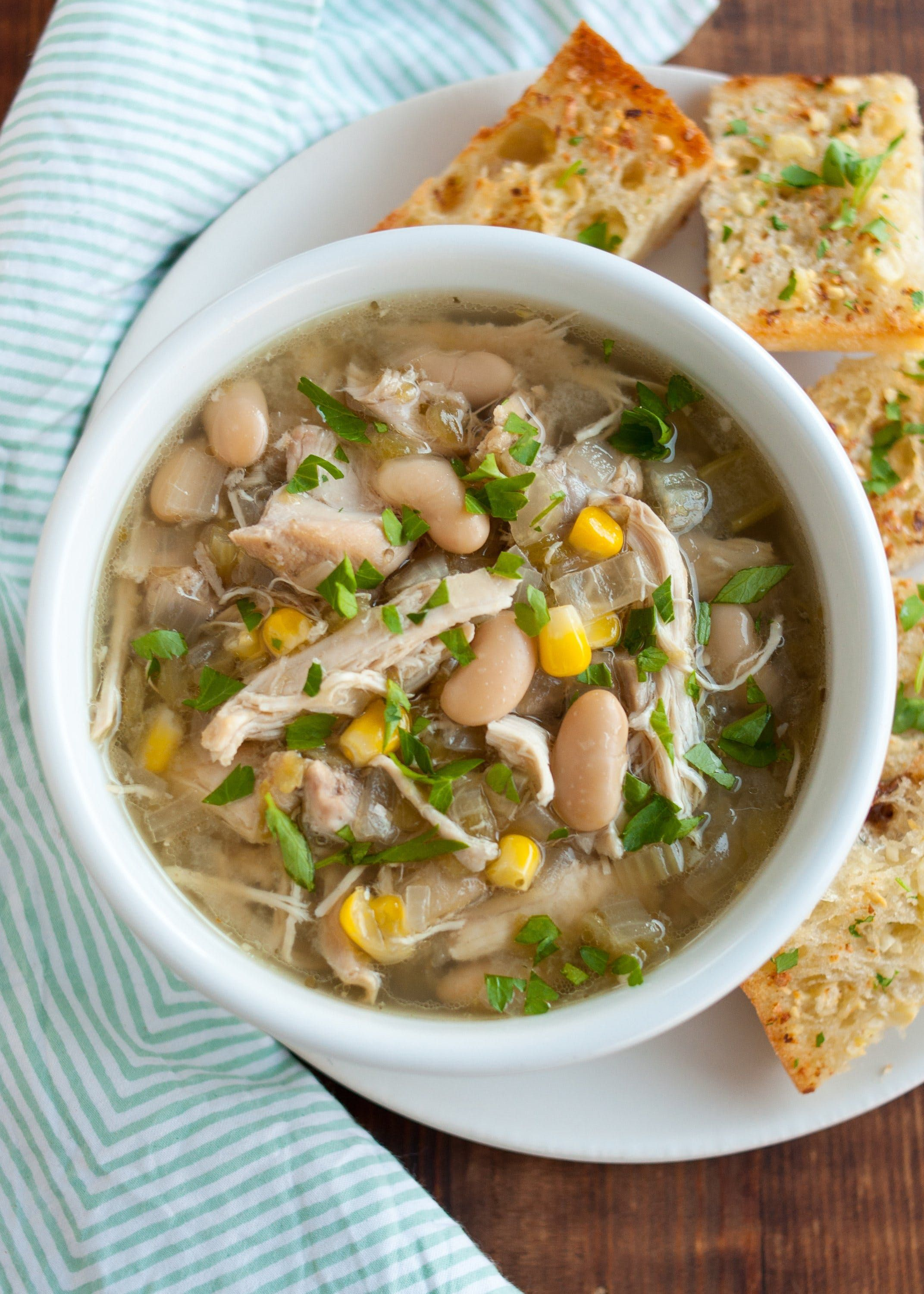 Recipe: Slow-Cooker White Chicken Chili — Recipes from The Kitchn