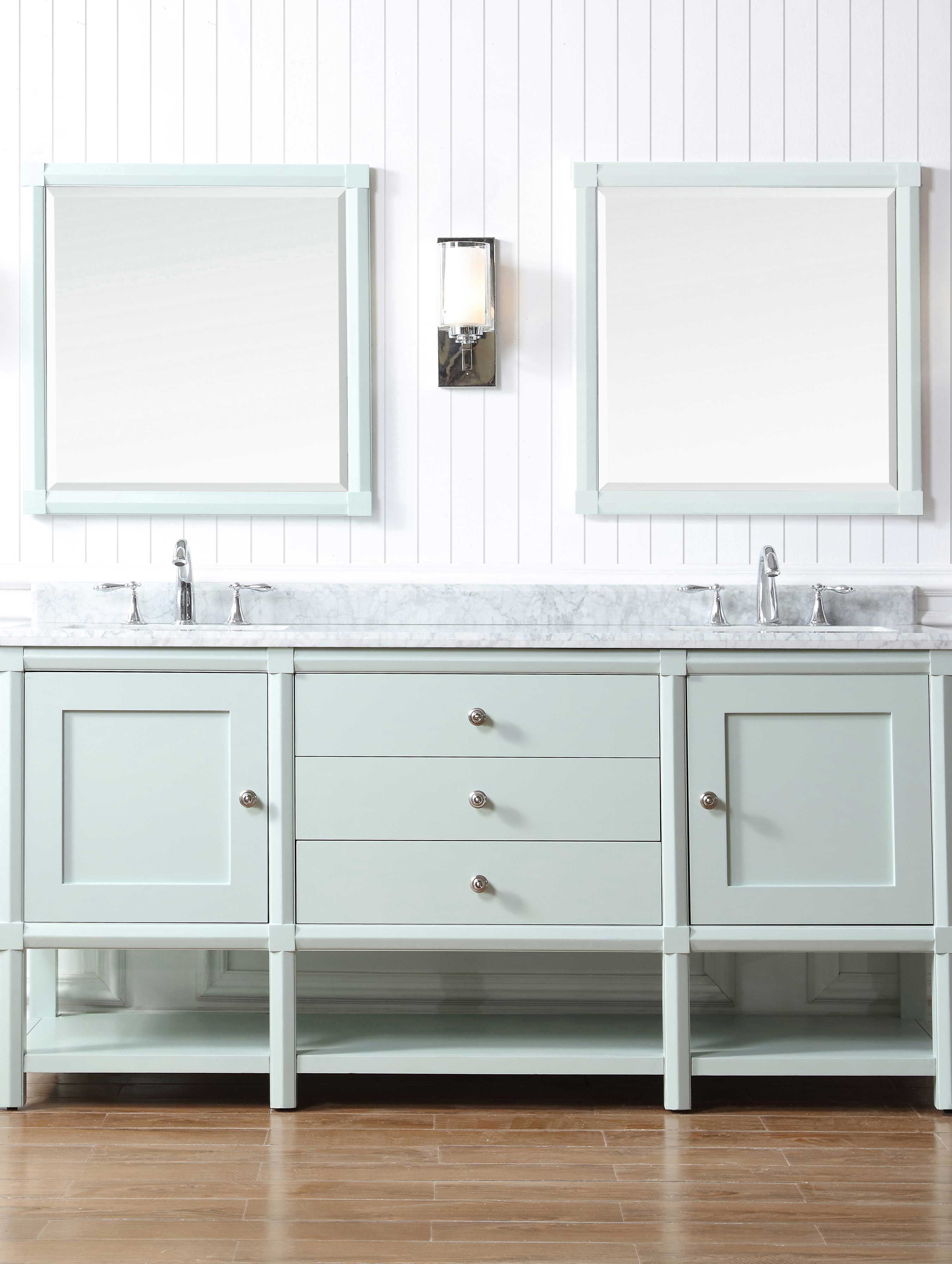 Good Introducing The Martha Stewart Living Sutton Bath Vanity Collection  Available At @homedepot. Pictured Here