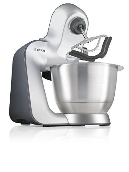 Bosch Mum59340gb Kitchen Machine 1000 W 3 9 L Silver