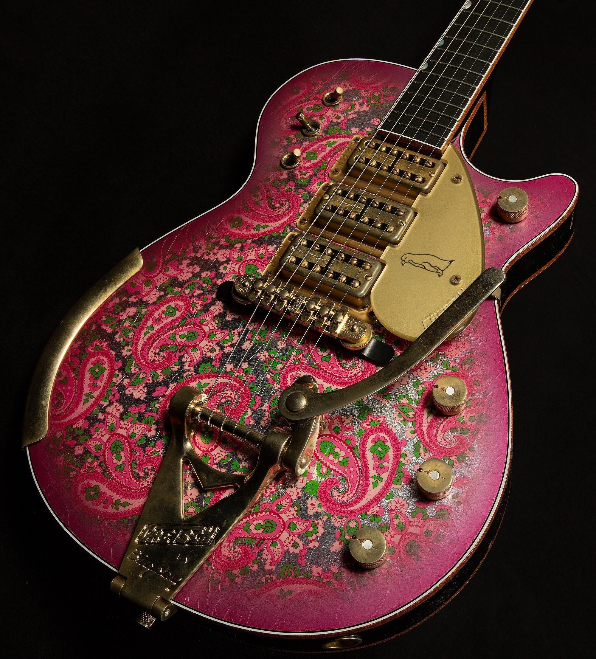 23 Greatest Gretsch Guitar Strap