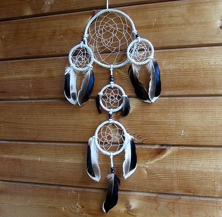 How to Make a Dreamcatcher | Craft Ideas | The Feather Shop | UK