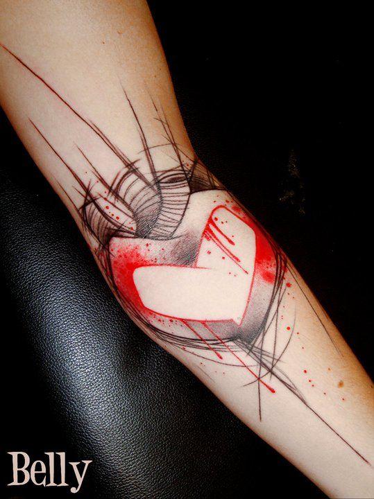 Tattoo by Belly Button // Perpignan / Paris