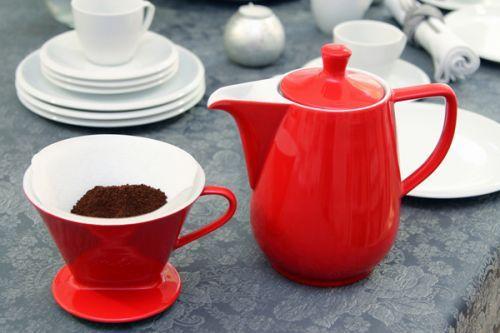 wie funktioniert der pour over handgefilterter kaffee mit friesland melitta filter und kanne. Black Bedroom Furniture Sets. Home Design Ideas