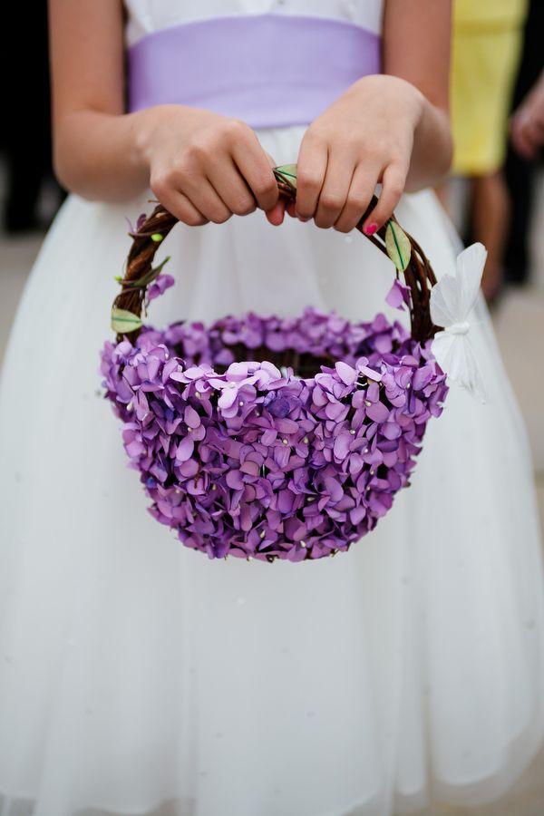 Flower Girl Baskets On Pinterest : Flower girl basket critseyrowe wedding love