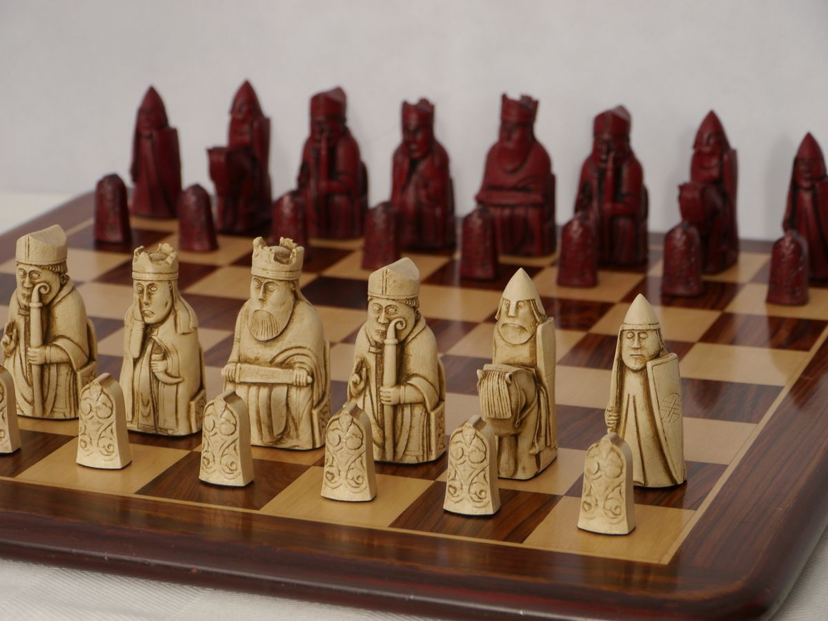 Chessbaron Berkeley Chess Isle Of Lewis Chess Chess Chess Board Chess Set