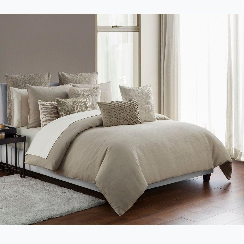 Photo of Highline Bedding Co Madrid 3 PC Comforter Set (King – Cal King – Antique Gold)