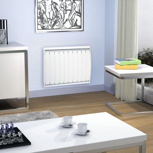 radiateur chaleur douce noirot calidou castorama. Black Bedroom Furniture Sets. Home Design Ideas