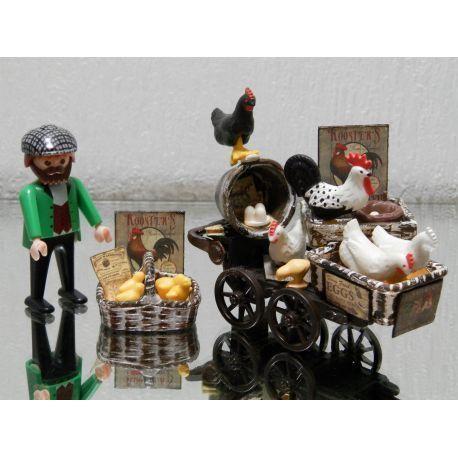 Playmobil Pièces 1900