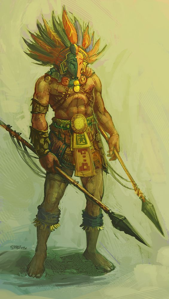 Aztec Hunter